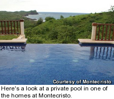 Montecristo - house pool