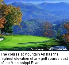Mountain Air golf course