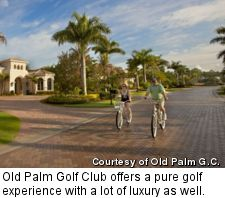 Old Palm Golf Club in Palm Beach Gardens