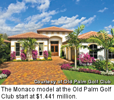 Old Palm Golf Club - Monaco home