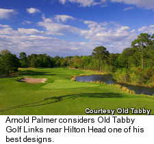 Old Tabby Golf Links