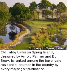 Old Tabby Links golf course