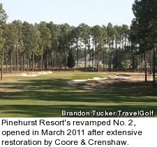 Pinehurst Resort - No. 2 golf course