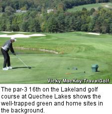 Quechee Lakes