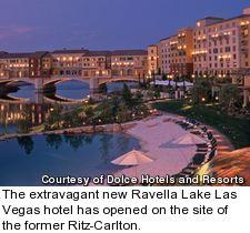 Ravella hotel at Lake Las Vegas