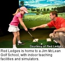 Red Ledges - Jim McLean Golf School