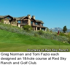 Red Sky Ranch and Golf Club - Fazio Course
