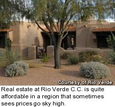 Rio Verde Country Club - homes