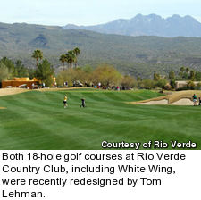 Rio Verde Country Club is conveniently located to Scottsdale and Phoenix
