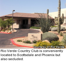 White Wing at Rio Verde Country Club - hole 17