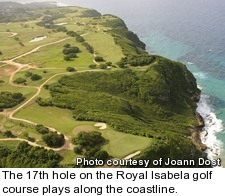 Royal Isabela - hole 17