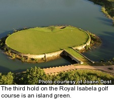 Royal Isabela - hole 3