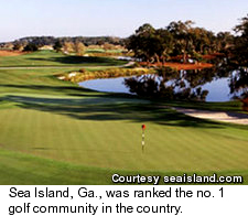 Sea Island Golf Community