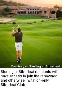 Silverleaf Club golf course