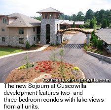 Sojourn at Cuscowilla