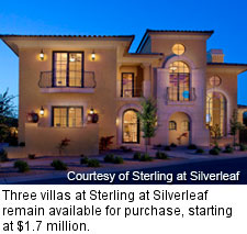Sterling at Silverleaf villa