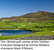 Talisker Club - golf course
