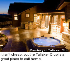 Talisker Club - home