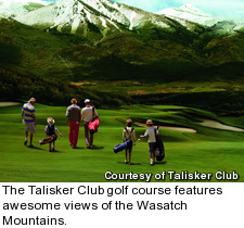 Talisker Club - mountains