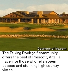 Talking Rock Golf Community - Arizona