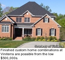 Viniterra - custom homes