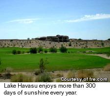 The Refuge in Lake Havasu - Arizona