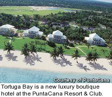 Tortuga Bay at PuntaCana Resort & Club - aerial