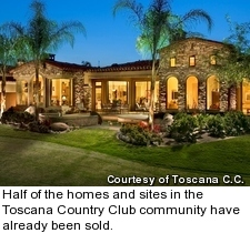 Toscana Country Club - homes