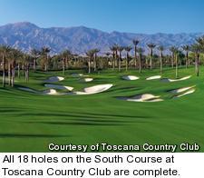 Toscana C.C. - South golf course - hole 8