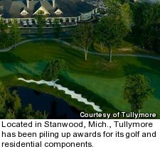 Tullymore resort in Standwood, Mich.