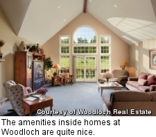Woodloch - home interior