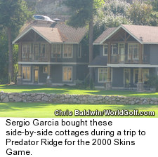 Sergio Garcia Cottages